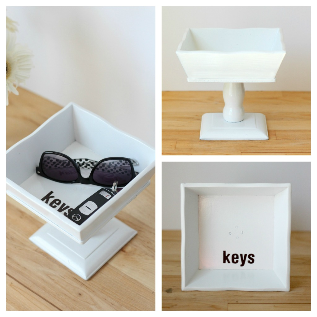 upcycle key holder