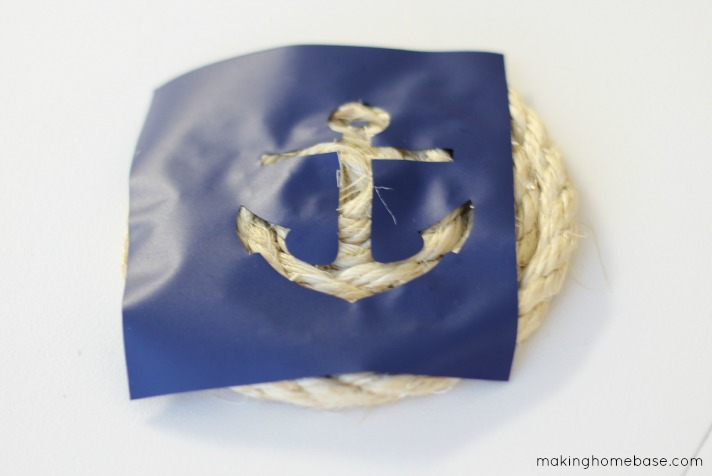 Nautical Sisal Rope Coasters - Easy DIY Tutorial