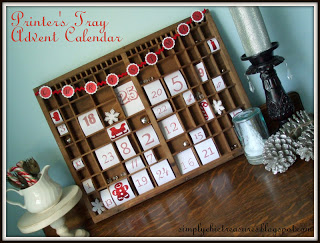 May Books Giveaway Winner [and] 10 Homemade Christmas Countdowns and Advent Calendars