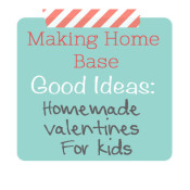 homemade valentine's for kids
