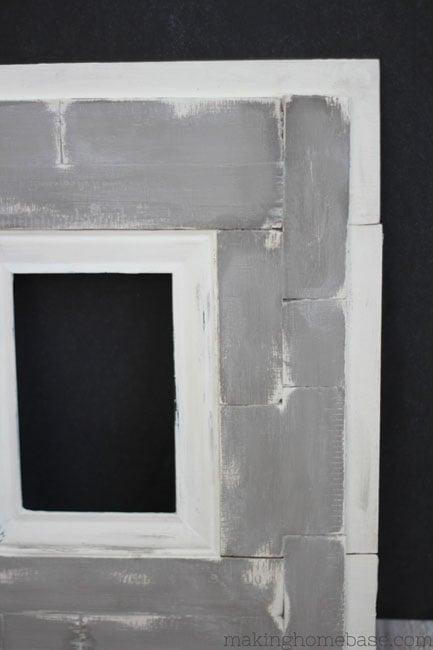 Pallet Frame Making Home Base