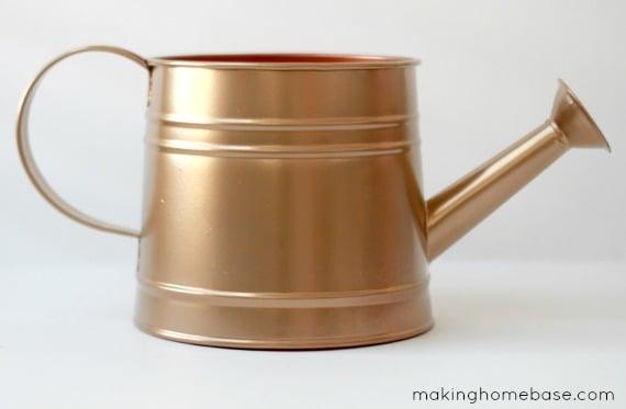watering tin