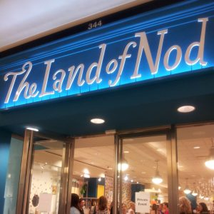 Land Of Nod Opens at South Coast Plaza