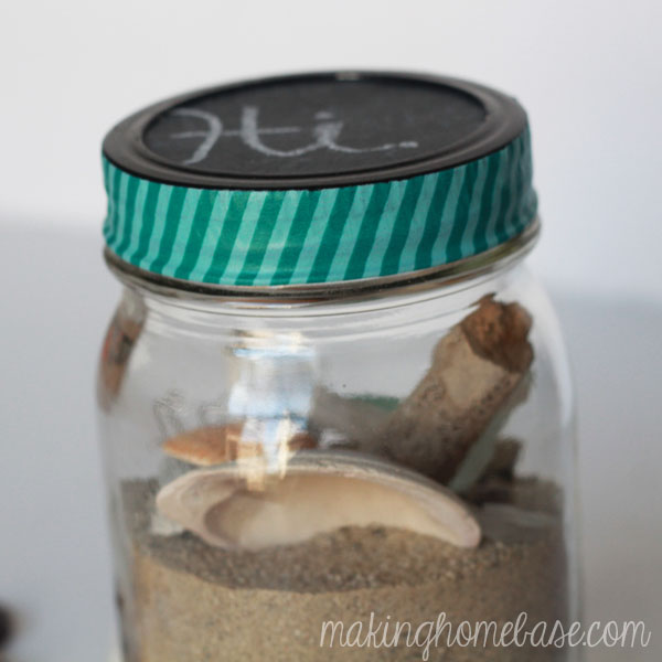 Beachy Mason Jar Terrarium Mom 4 Real