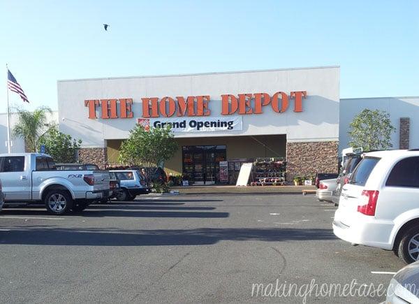home depot grand
