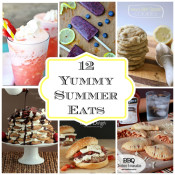 12 Yummy Summer Eats