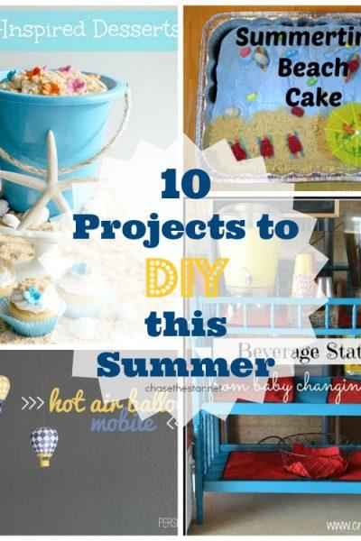 10 Summer DIYs