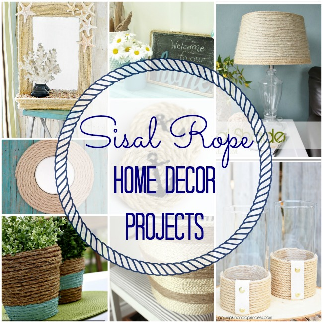 5 nautical diys to try this summer making home base for Nautical projects
