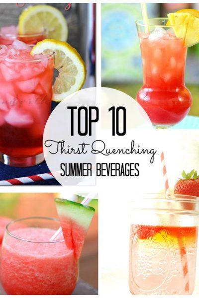 Top 10 Summer Beverages