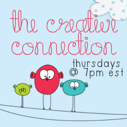 The Creative Connection [Link Party 7/11]