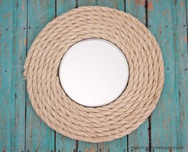 nautical inspired sisal rope home decor - Sisal Rope