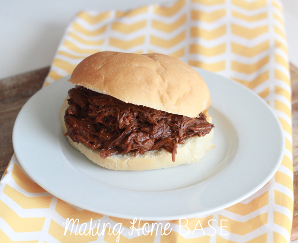 BBQ Beef with Kraft Recipe Makers