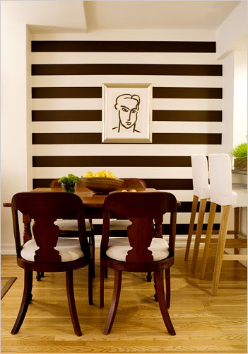 Temporary Wall Treatments for renters