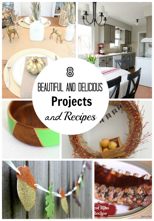 8 Beautiful and Delicious Projects and Recipes The Creative Connection Features