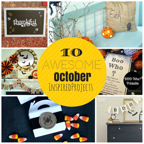 10 awesome october projects