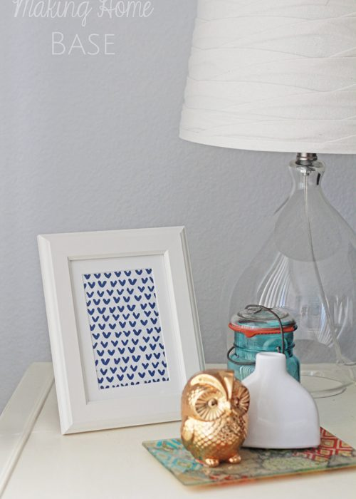 DIY Wall Art for Cheap