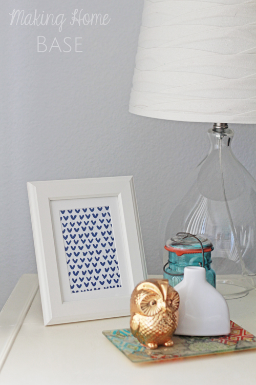 DIY Wall Art (or table art) for CHEAP