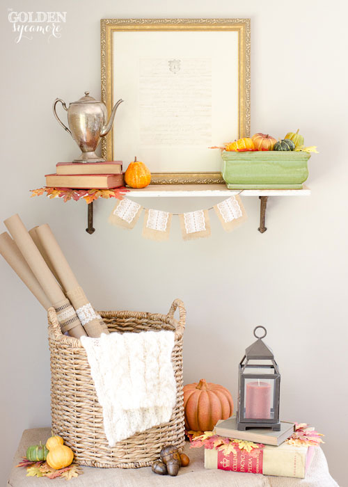 Fall in Love with Fall Projects