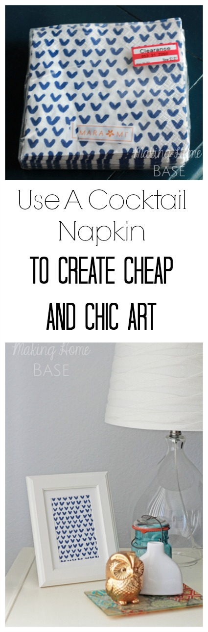 cheap and chic art