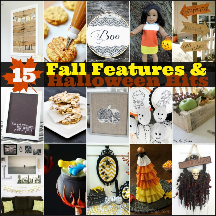 15 fall features at The Creative Connection