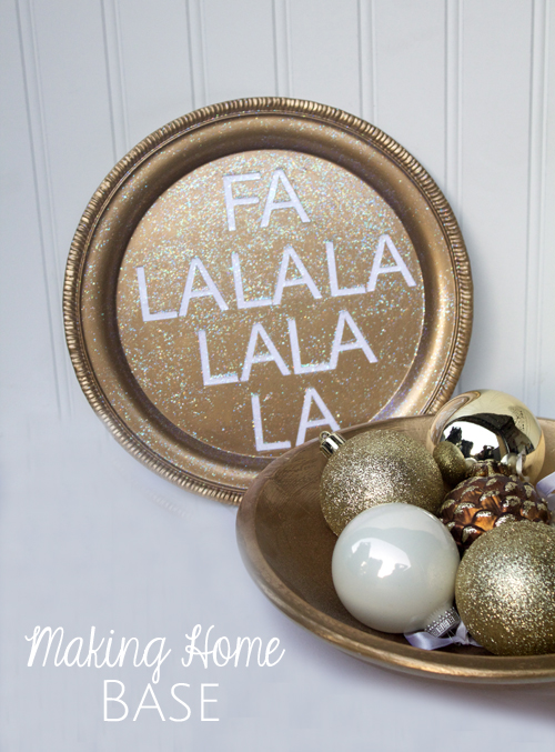 Christmas Decor Sign