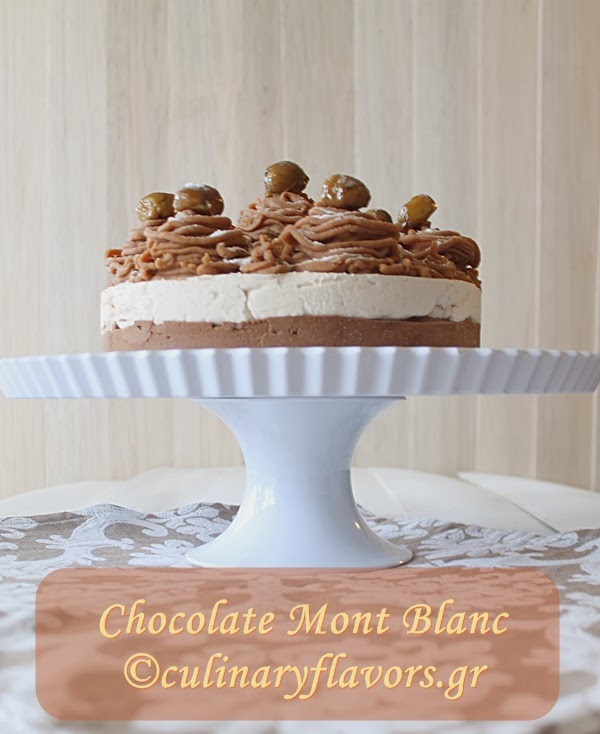 Chocolate Mont Blanc 8a