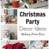 Christmas Party Decor Ideas