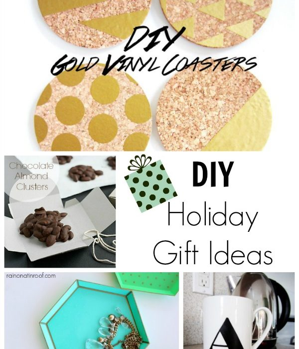 DIY Holiday Gift Ideas for a Handmade Holiday