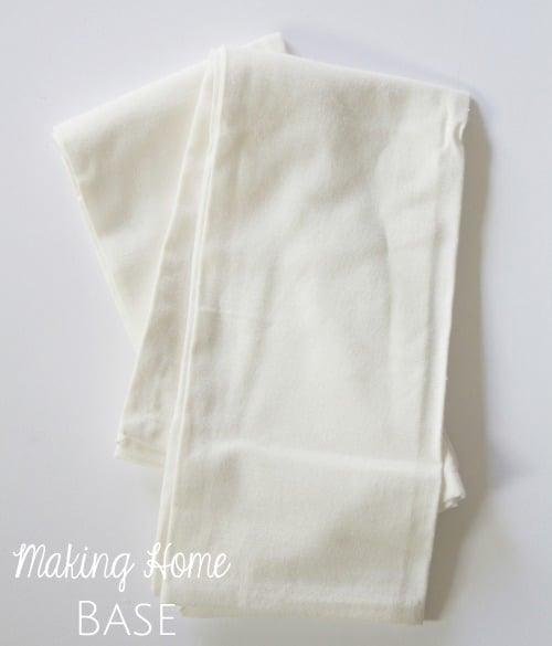 Joy Sequins napkin pillow