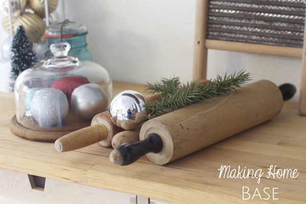Kitchen Holiday Decor