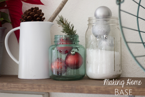 Ornaments In Jars