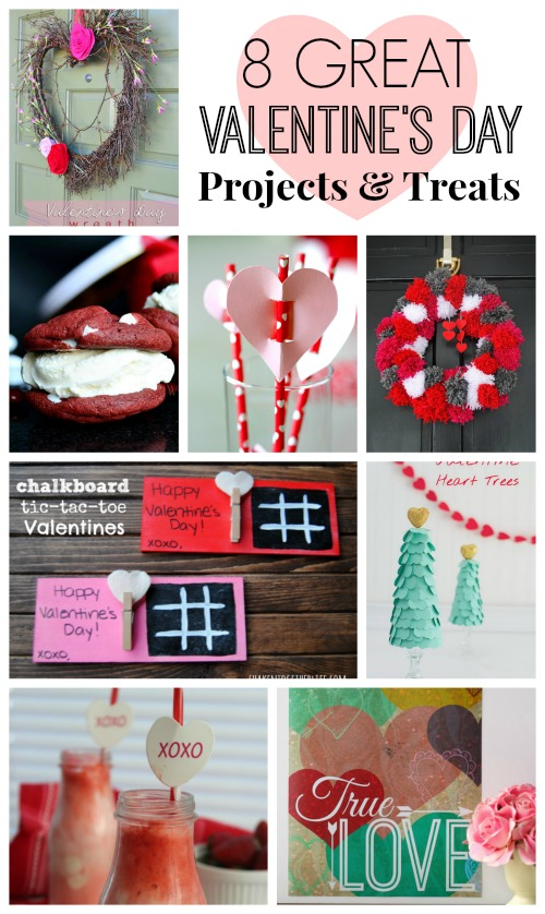 8 great valentines day projects
