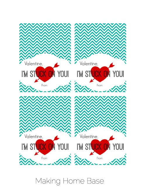 Valentine Printables: \
