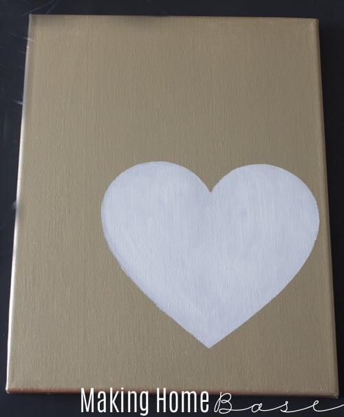 heart art tutorial