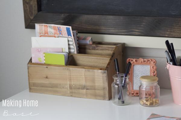 Workspace on a budget via Making Home Base