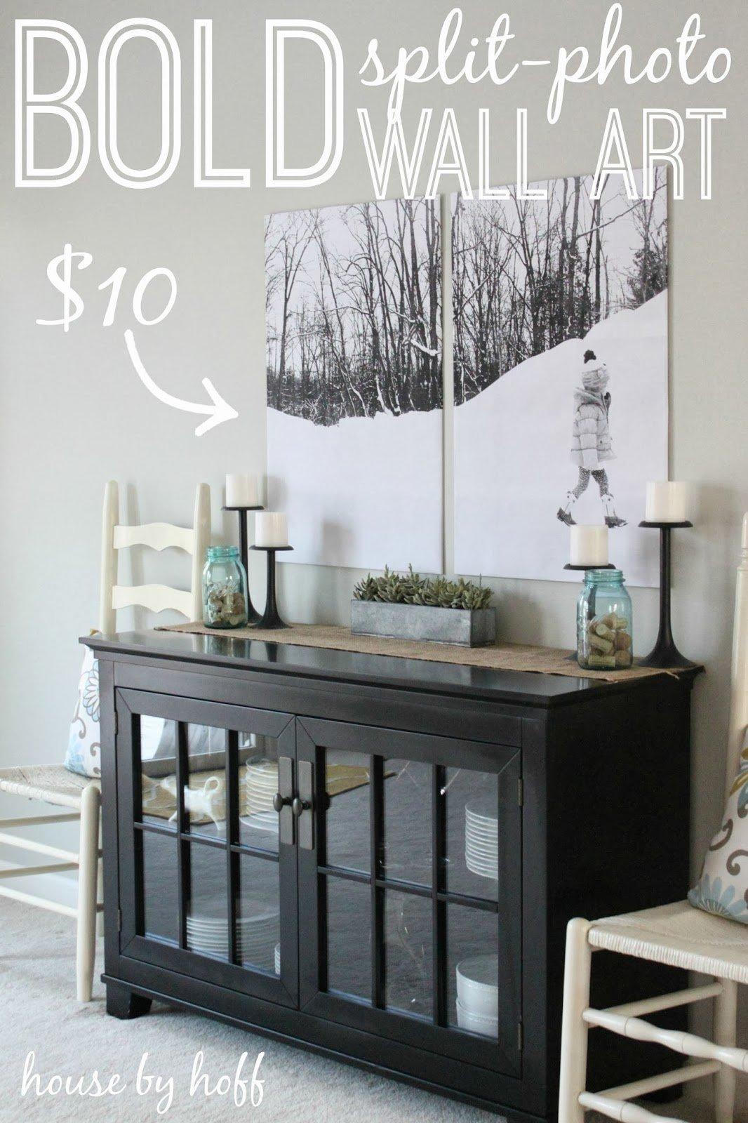Homebase Wall Art : Beautiful and inspiring diy wall art ideas