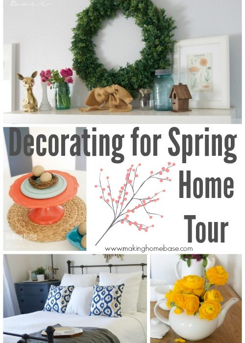 Spring Home Decorating Ideas – Parade of Homes
