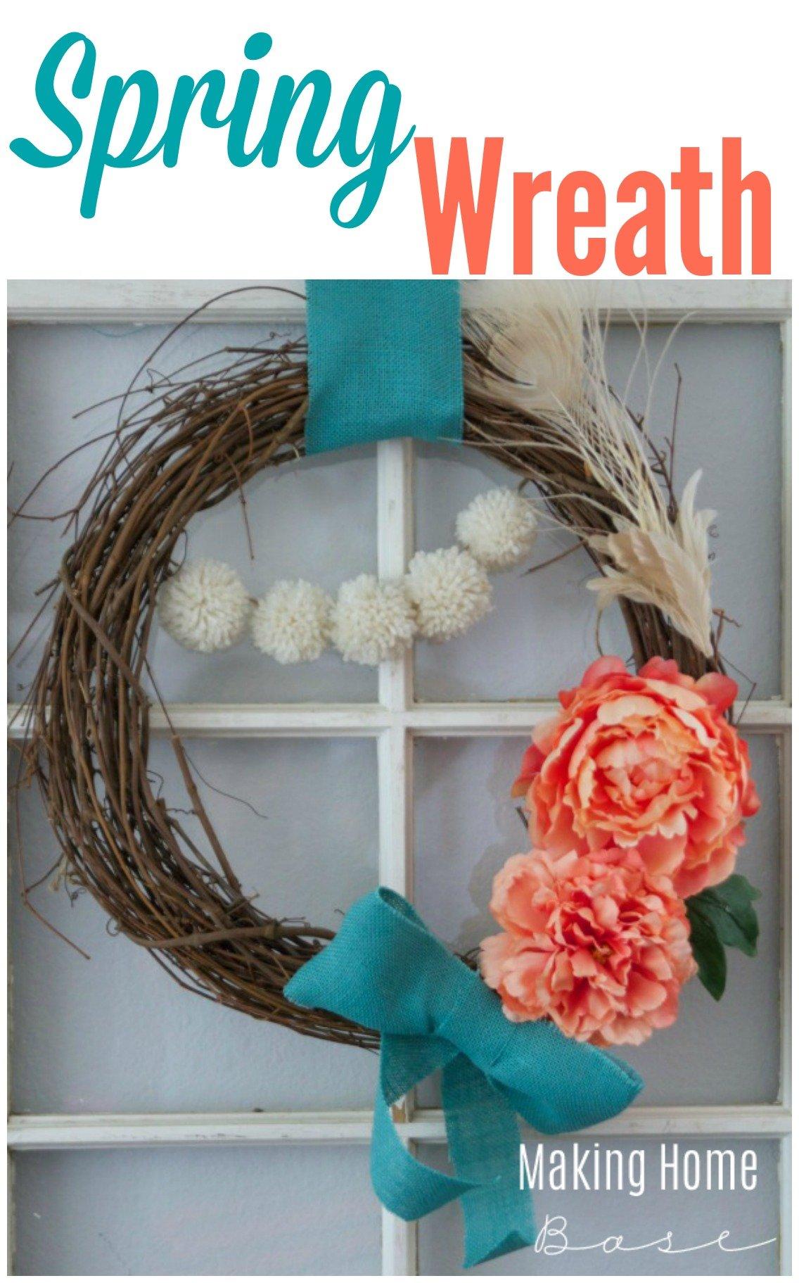 Fresh Spring Wreath