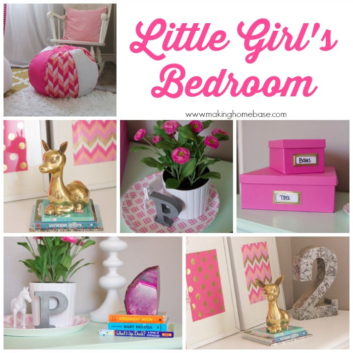 Little Girlu0027s Bedroom