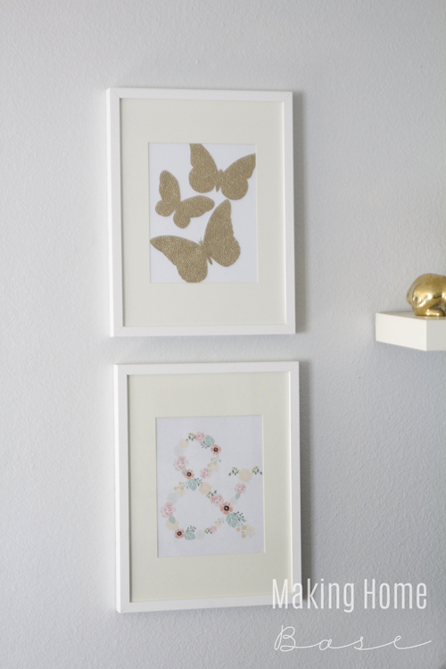 Spring Home Tour Wall Art