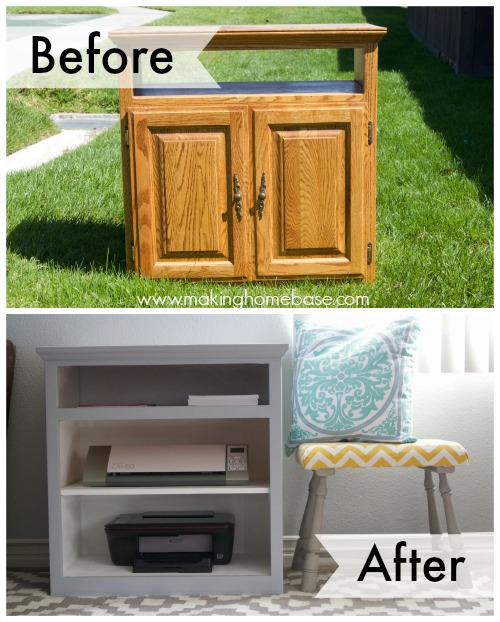 Diy Before And After Furniture Makeovers Diy Do It Your