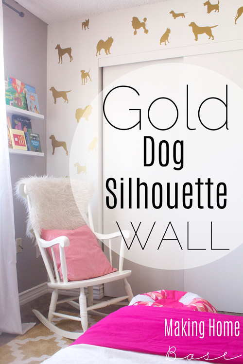 Gold Dog Silhouette Wall_edited 1