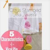 5 Characteristics of a Viral Pin