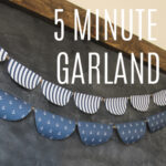 Summer Garland in 5 Minutes