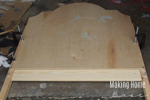 Ikea Hack Diy Upholstered Headboard