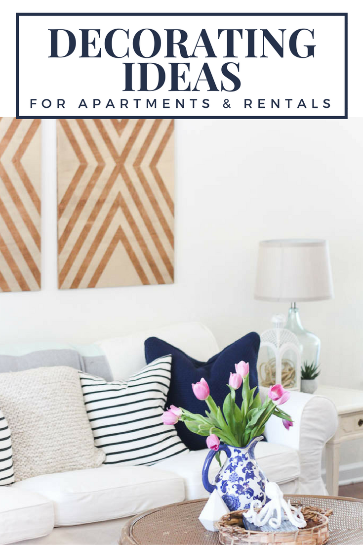 Apartment Decorating Ideas - How to decorate a rental like ...