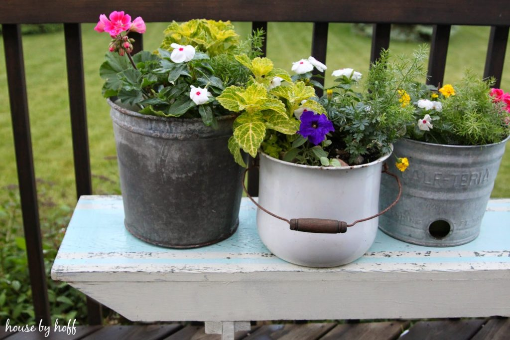 repurposed planters 5