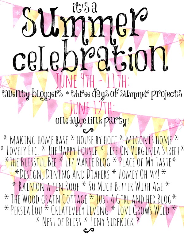 , Summer Celebration Linky Party