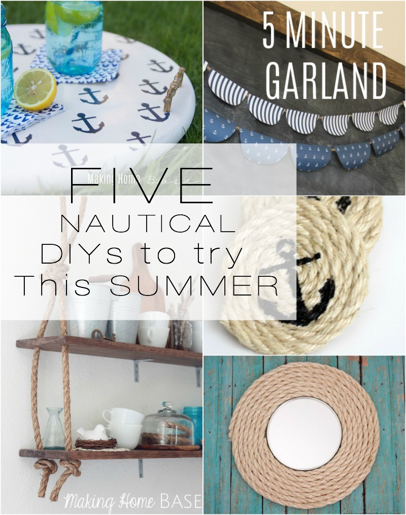5 nautical diys to try this summer