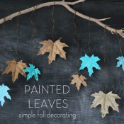 100 Fall Ideas